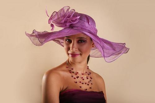 chapeau mariage