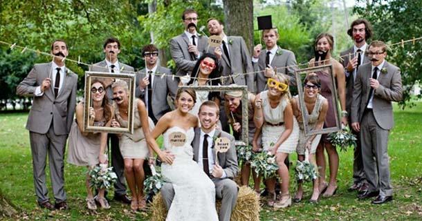 photoboot mariage delire