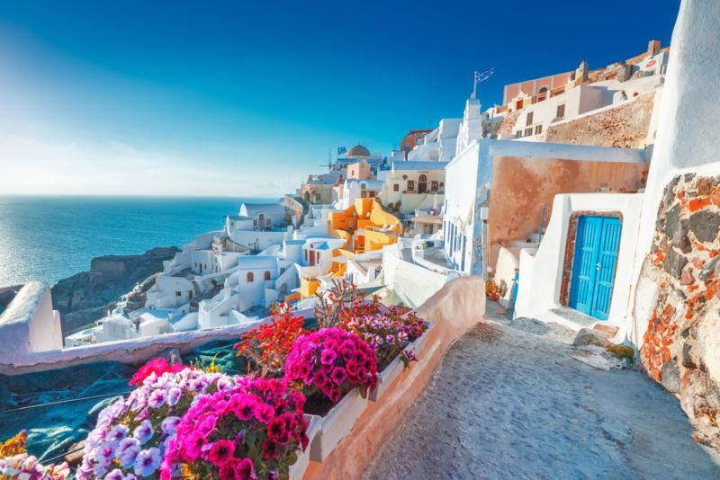 voyage de noce grece